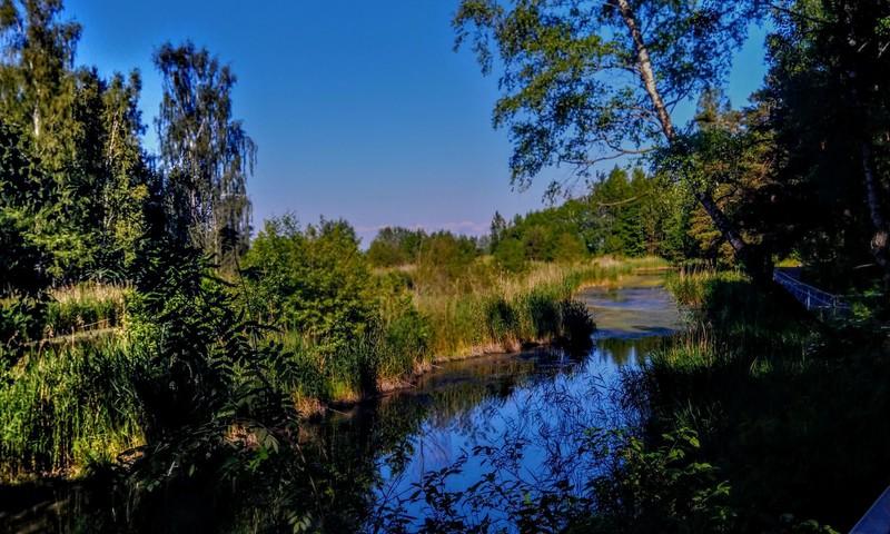Kupskalna dabas taka, Lapmežciema vecais mols un pelde jūrā