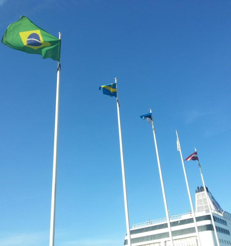 Īsts Brazīlijas karnevāls arī Māmiņdienas reisā