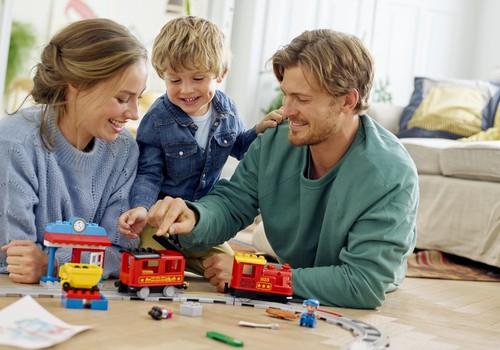 Bērniem rotaļāšanās ir darbs + KONKURSS!