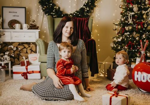 Gaidot Ziemassvētkus: Ziemassvētku svinēšana kopā ar bērniem un ģimenes tradīcijas