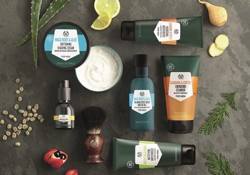 Esi gatavs pārmaiņām! Iepazīsti jaunos The Body Shop ādas kopšanas produktus vīriešiem