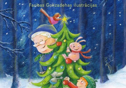 Sirsnīgas dāvanas svētkos: grāmatas!