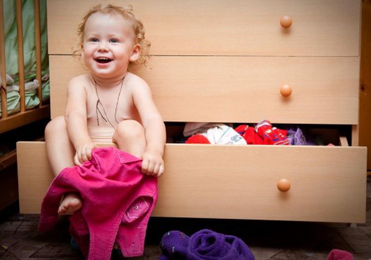 Bērns mācās ģērbties pats? 9 noderīgi padomi
