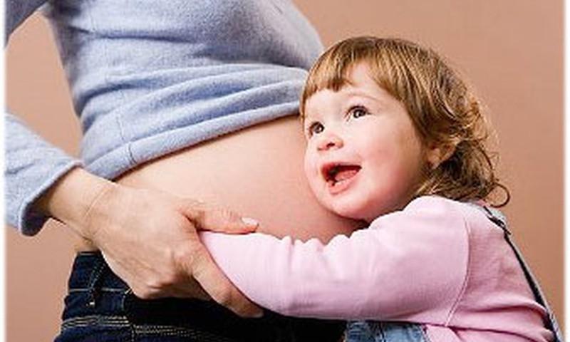 Mazuļa iepazīšana sākas jau grūtniecības laikā!