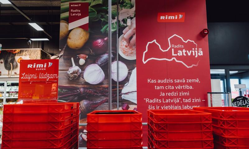 Vietējo ražotāju atbalstam oktobrī Rimi rīkos jauno pārtikas ražotāju attīstības forumu