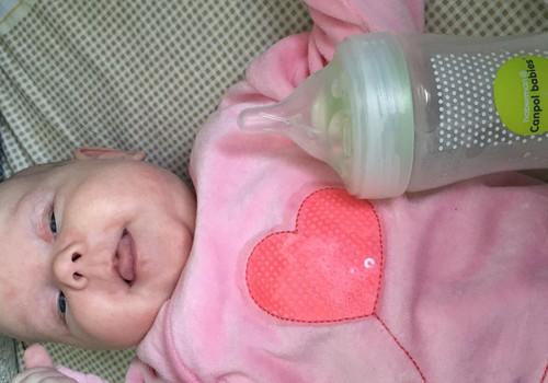 Mana atsauksme par Canpol babies Haberman pudelīti