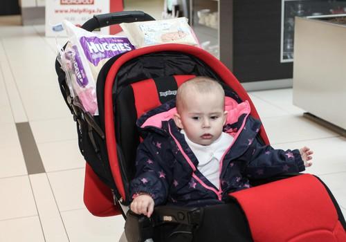 FOTO: Kā mainīt autiņbiksītes mazulim ārpus mājām?
