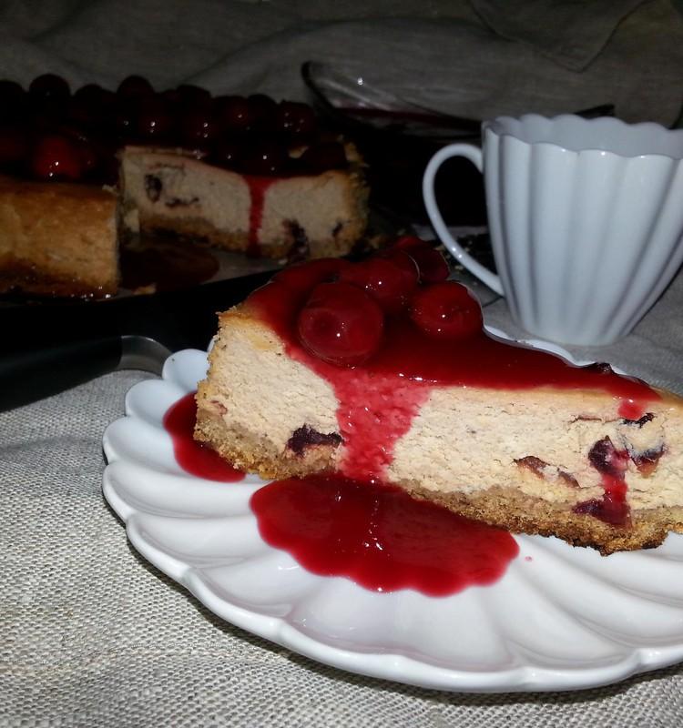 Biezpiena sacepums kā siera kūka