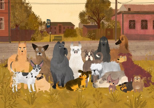 """Noskaties video! Drīzumā uz kinoekrāniem gaidāma jauna latviešu animācijas filma """"Jēkabs, Mimmi un runājošie suņi"""""""