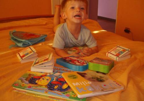 Kādas ir Tava bērna iecienītākās grāmatas?