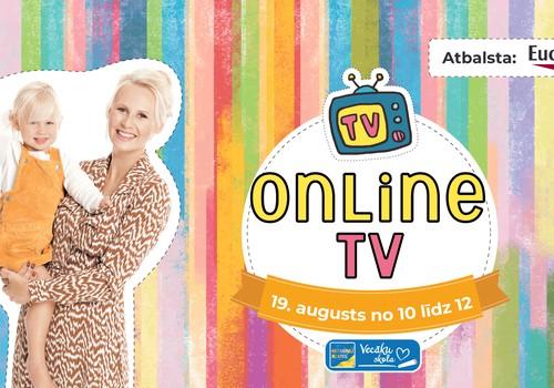ONLINE TV videoieraksts: 19.augusts