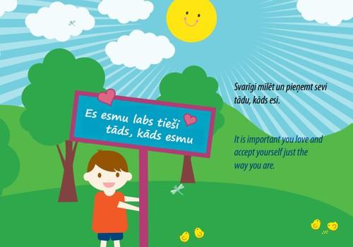 Pastāsti par savas bērnības mīļāko grāmatu! KONKURSS
