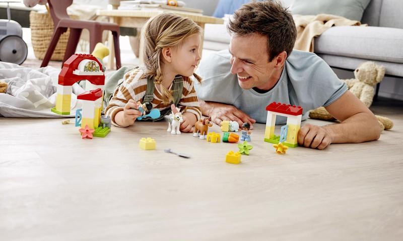Ļauj bērnam brīvi rotaļāties un pašam veidot spēles noteikumus