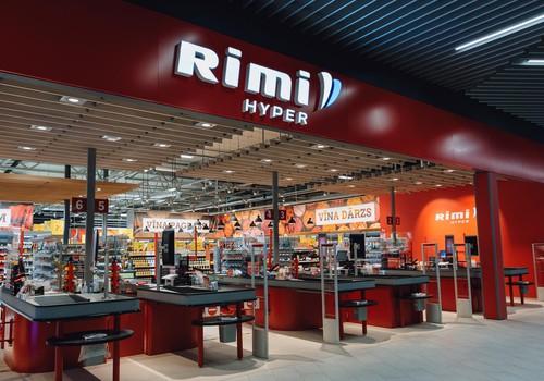 Rimi veikalos tiek ieviesti stingrāki drošības noteikumi un pagarināts darba laiks 18. decembrī