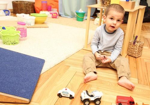 FOTO Huggies@ Brīnumu istaba: kā iekārtot vidi 16-24 mēnešus veciem bērniem