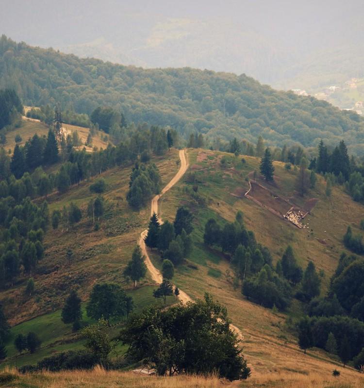 Karaptu kalnu kūrortpilsētiņa- Jaremče