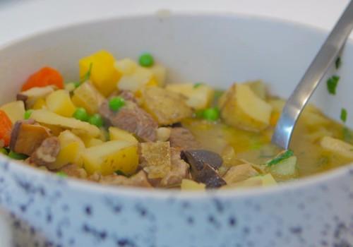 VideoRECEPTE: Jēra gaļas sautējums