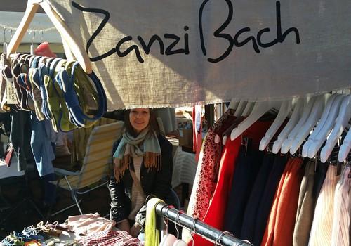 Mammu bizness: ZanziBach - viss sākās ar šūšanu dēlam