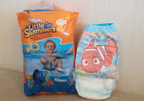 Atpūta Joker Klubā ar Huggies Little Swimmers peldbiksītēm