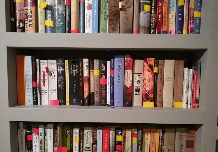 Jaunā gada apņemšanās - grāmatas!