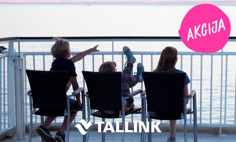Akcija! Vasarā ar ģimeni ceļo kruīzā uz Stokholmu no 26 €
