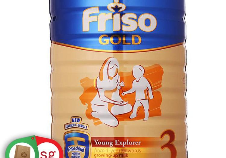 Jā, arī es izmēģināju gardo pieniņa dzērienu FRISO GOLD
