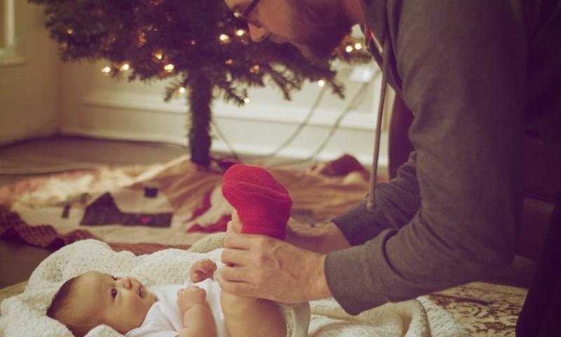 Ziemassvētku dāvanu ceļvedis: Idejas dāvanām 6 - 12 mēnešus veciem bērniem