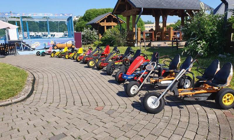 Rīga: Atrakciju parks Lidolande