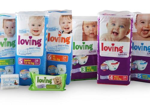 Loving touch - cenai atbilstoša kvalitāte