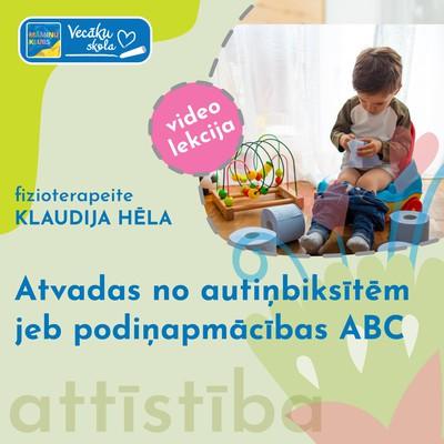Atvadas no autiņbiksītēm jeb podiņapmācības ABC