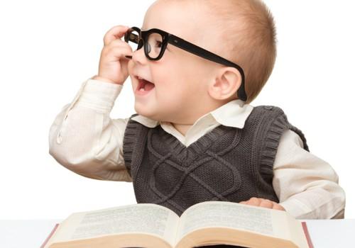 Brilles neaug kopā ar bērnu