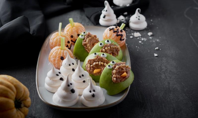Radošas, šausminošas un veselīgas receptes Helovīna svinētājiem!