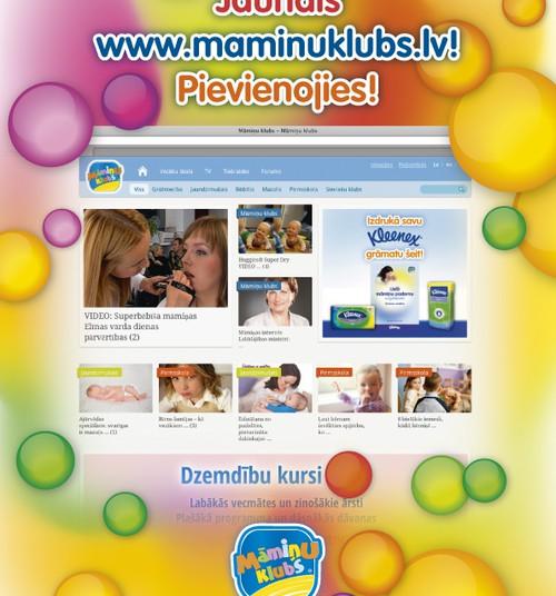 Kā pievienot rakstu www.maminuklubs.lv?