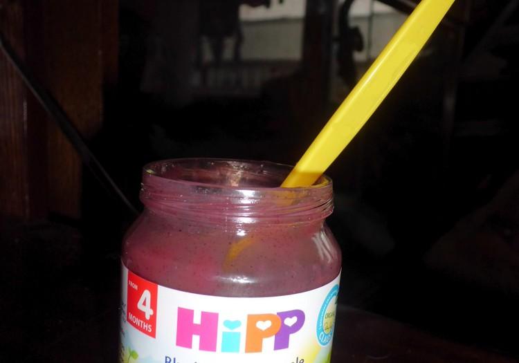 Mana mazuļa gardā pieredze ar Hipp!
