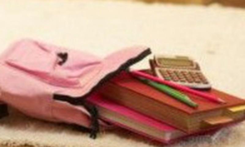 """Mēneša laikā labdarības akcijai """"Skolas soma"""" ziedoti 12 308 Ls  un skolas piederumi"""