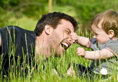 Arī tēviem jāveido ieradums piedalīties bērna dzīvē