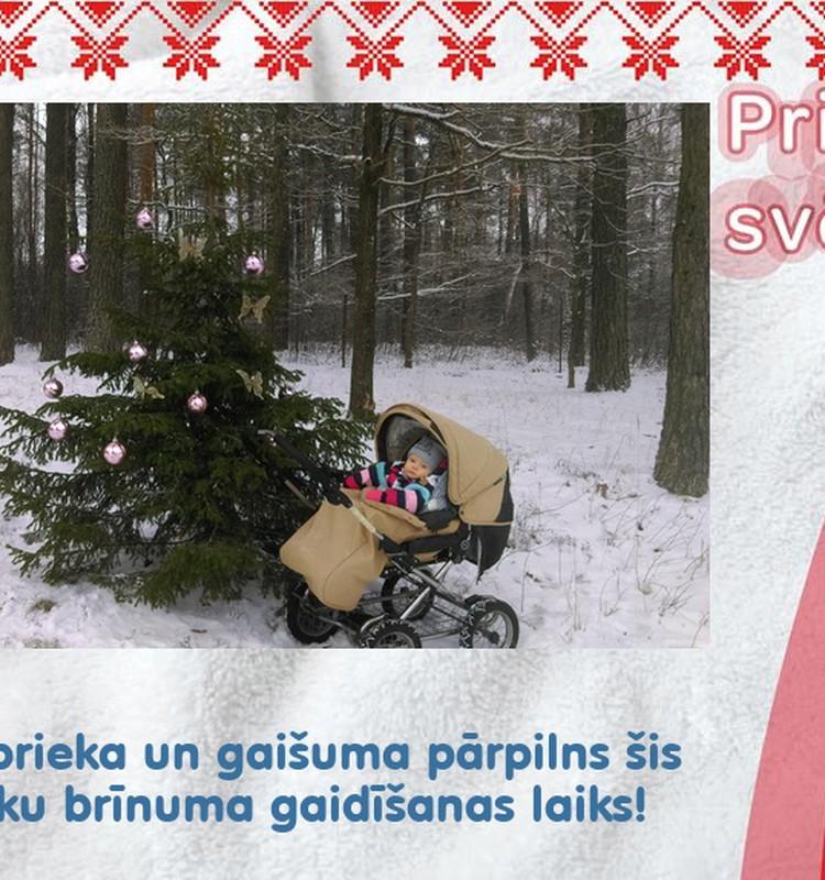 Ziemassvētkus gaidot!