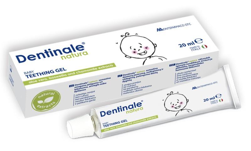 Ja mazulītim pašreiz nāk zobiņi, piesakies Dentinale produktu testiem!