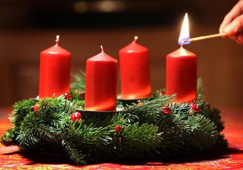 Sākas Ziemassvētku gaidīšanas laiks! Sveicam 1.Adventē!