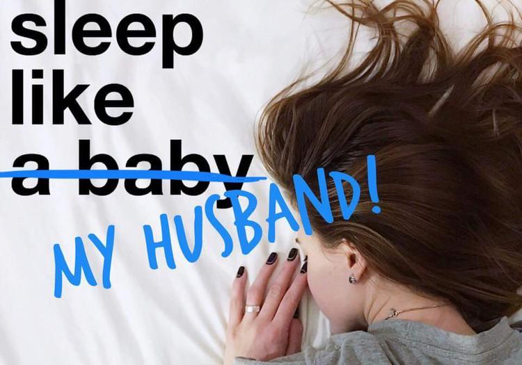 Mammas miegs. Arī mammām vajag izgulēties!