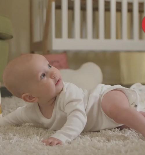 Noskaties autiņbiksīšu VIDEOstāstu: Huggies® Elite Soft Pants autiņbiksītes- biksītes