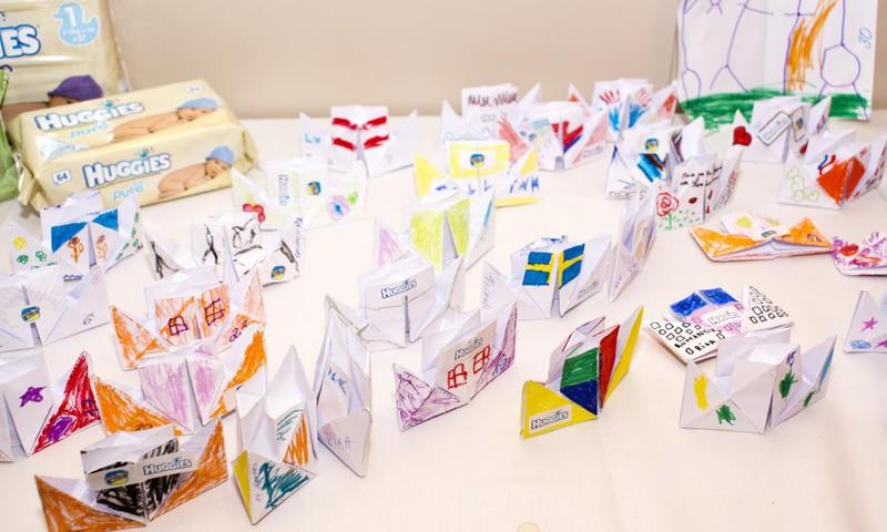 KONKURSS: Uzbūvē savu Huggies kuģi un laimē Tallink kuģi! Pagarinām konkursu līdz 21.aprīlim