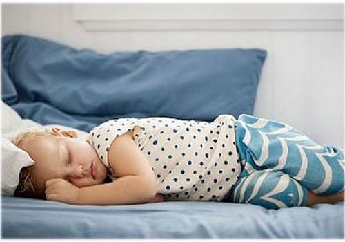 Vai Tavam bērnam ir miega traucējumi?