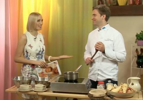 ONLINE TV bēbīšu receptes kopā ar šefpavāru Rihardu Frīdenbergu Kalniņu