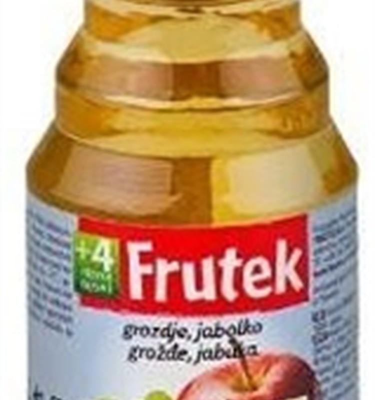 Fruteks - garšīgs dzerieniņš.