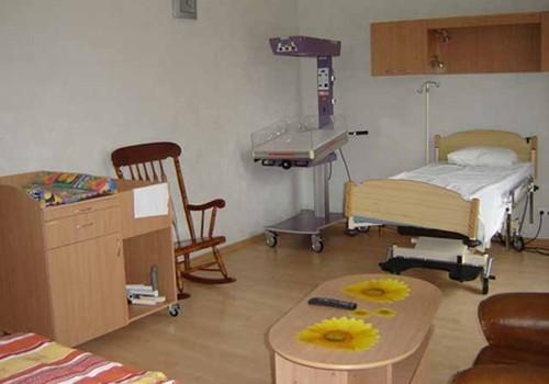 Slimnīcu saraksts, kurās Latvijā iespējams dzemdēt