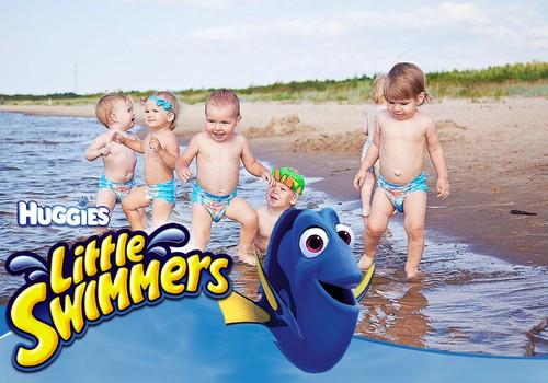 5 knifiņi, lai bēbītis iemīlētu peldēšanu