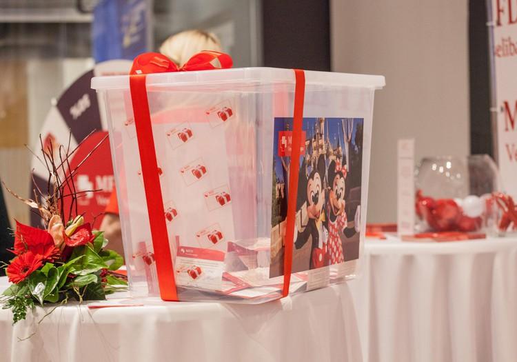 Piedalies konkursā un laimē balvas no MFD Veselības grupas!