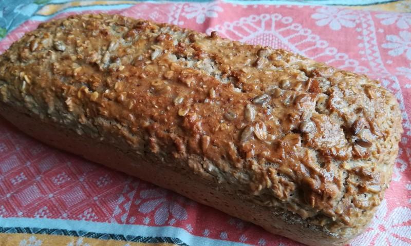 Veselīga brīvdienu brokastu maizīte