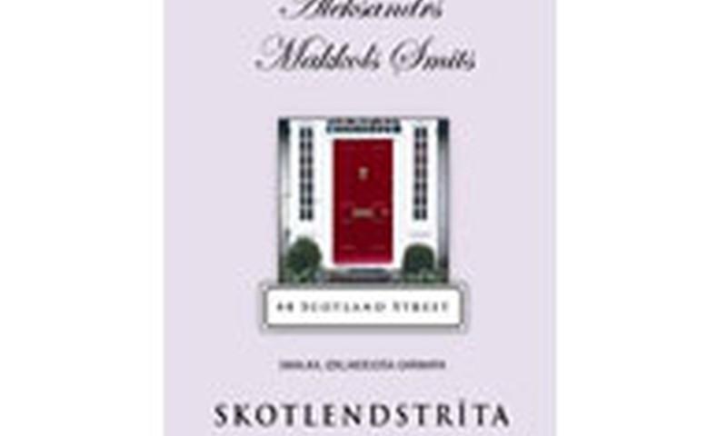 """Izdots Aleksandra Makkola Smita romāns """"Skotlendstrīta nr.44"""""""